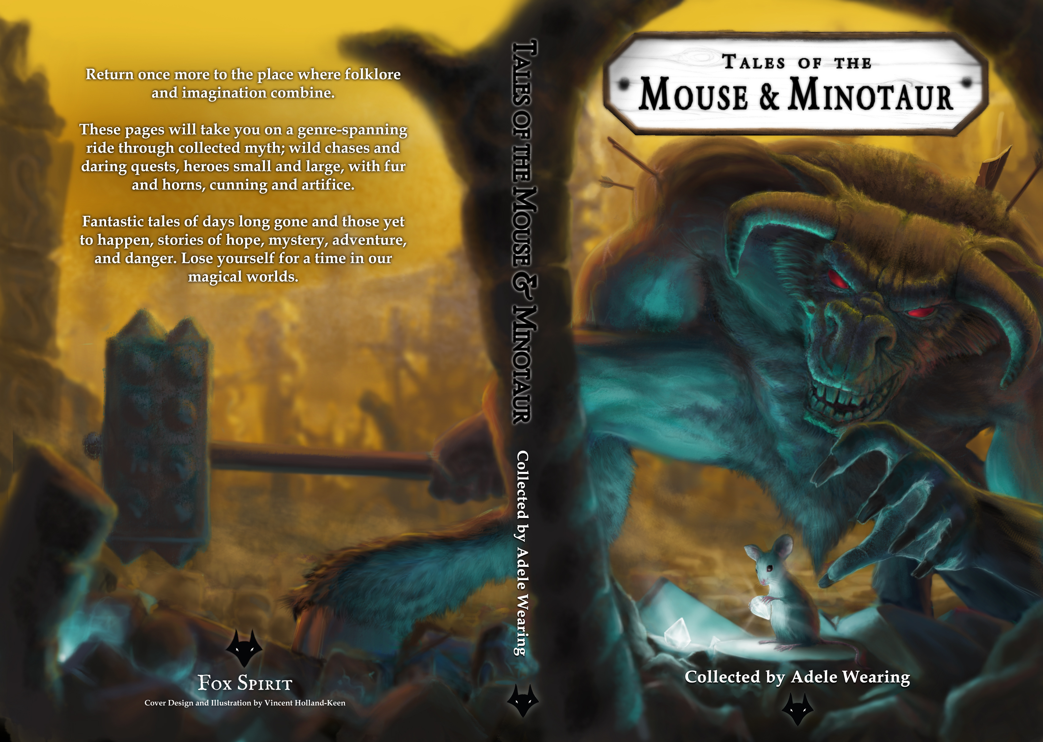 Tales of the Mouse and Minotaur