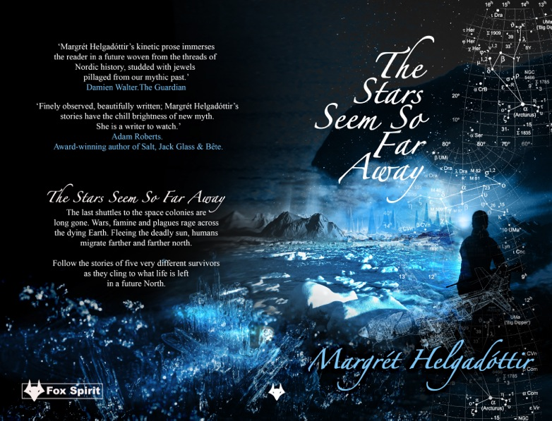 The Stars Seem so Far Away by Margret Helgadottir