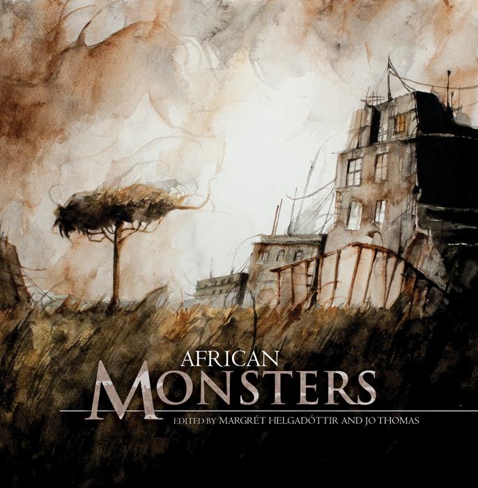 African Monsters edited by Margret Helgadottir & Jo Thomas