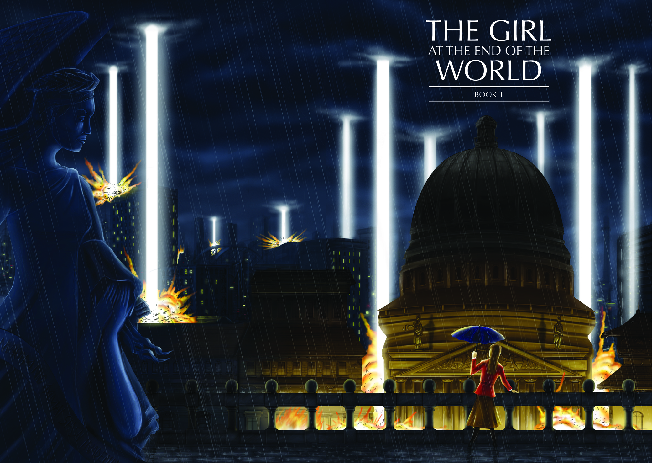 The Girl at the End of the Wold Vol 1 by Various
