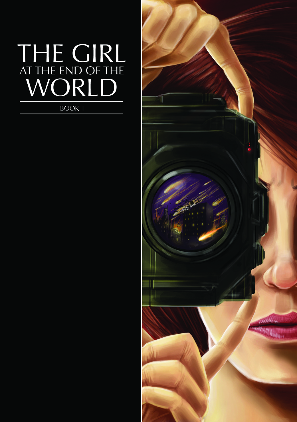 The Girl at the End of the Wold Vol 1 alternate