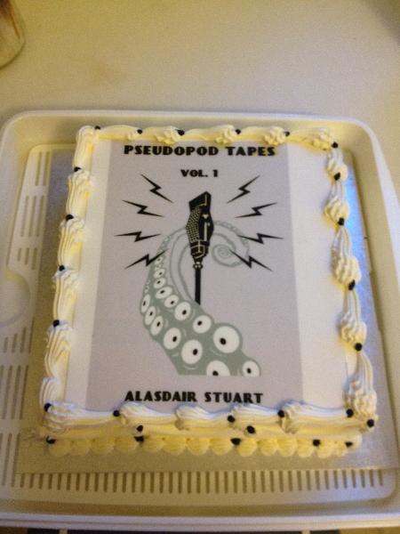 Pseudopod Cake
