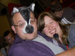Jo Jo the Dog Faced boy and the bearded lady