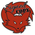 fox spirit - logo - large - signed copy