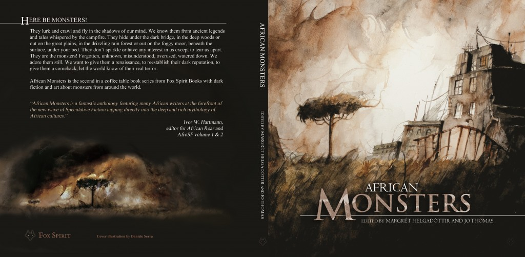 african monsters - small