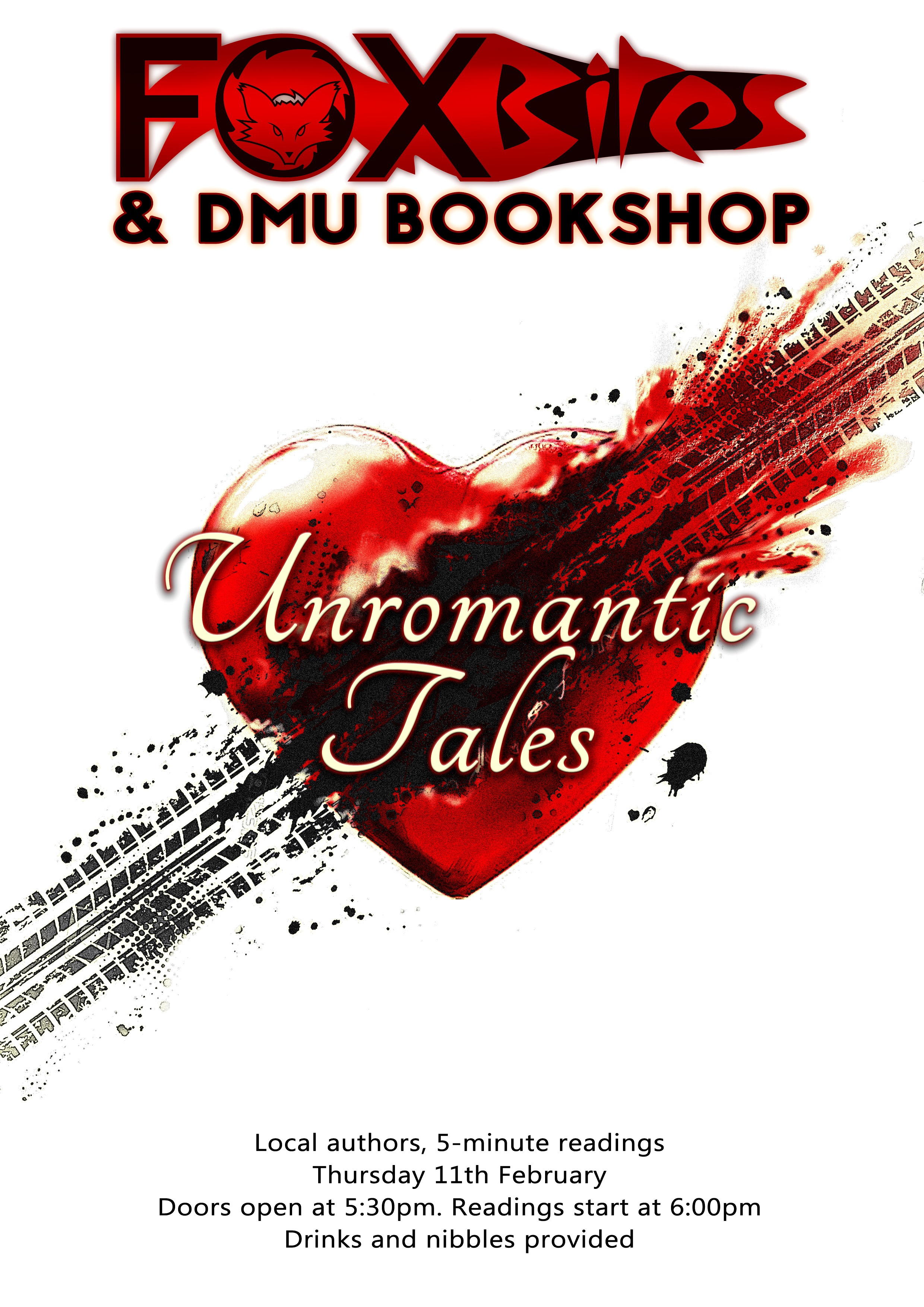 unromantic tales poster