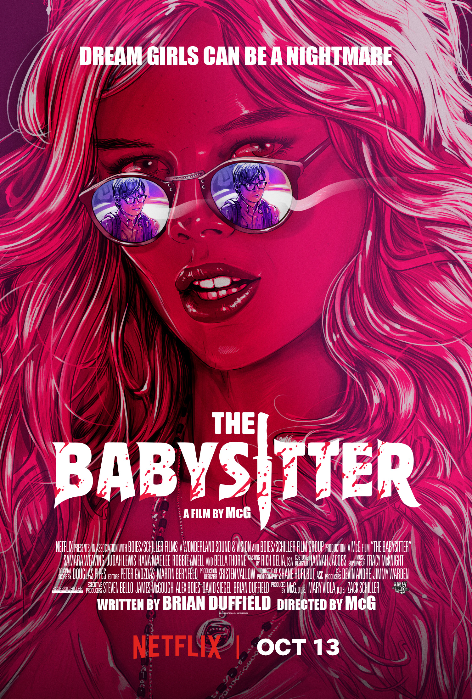 Not The Fox News: 2017's Non Awful Bits: The Babysitter
