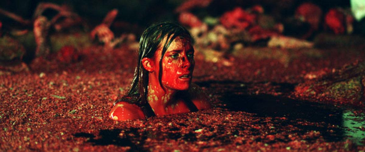 Women in Horror : women who fight back