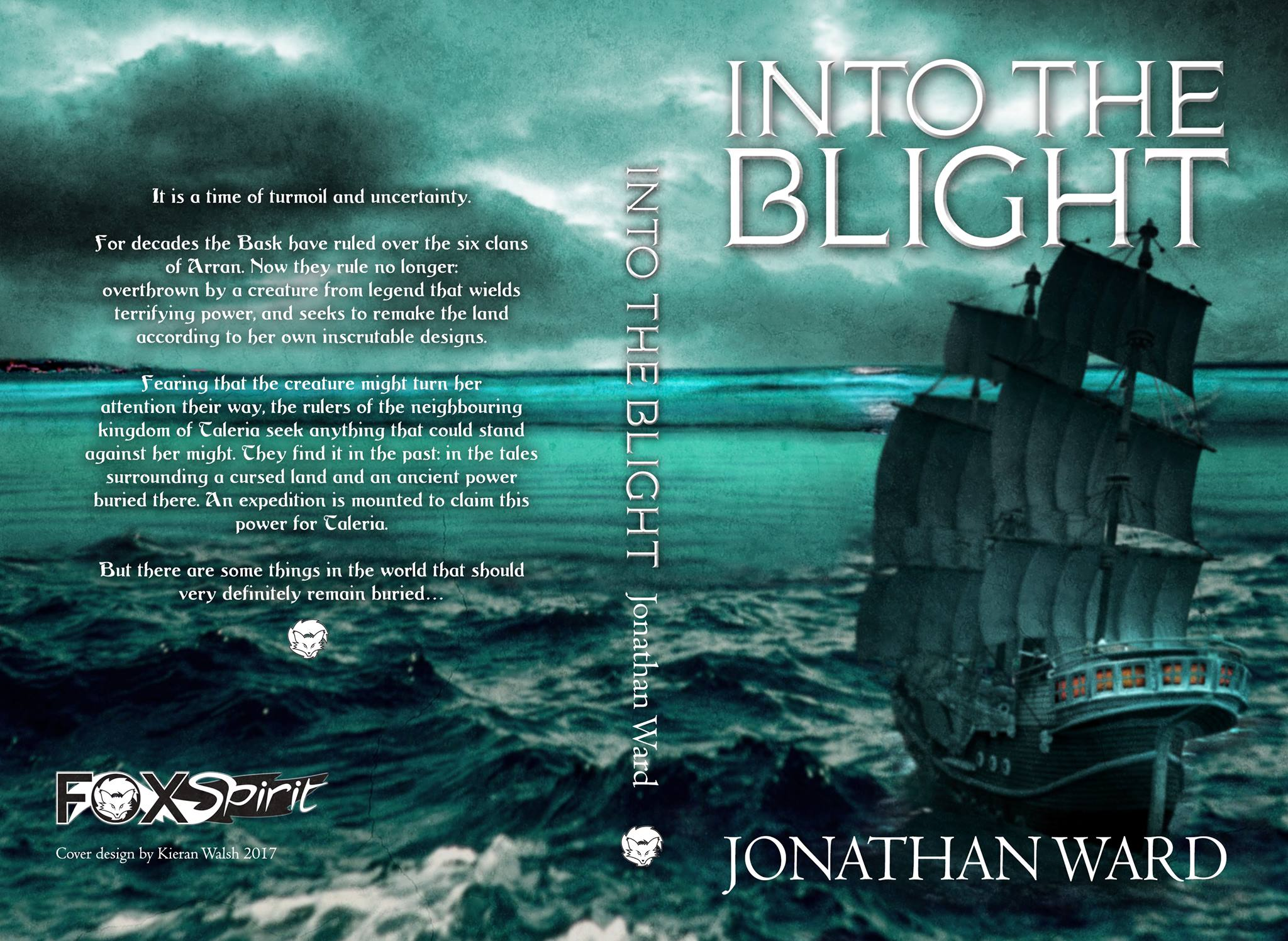 Into the Blight by Jonathan Ward