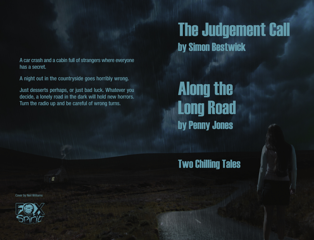Judgement Call/Long Road by Simon Bestwick & Penny Jones