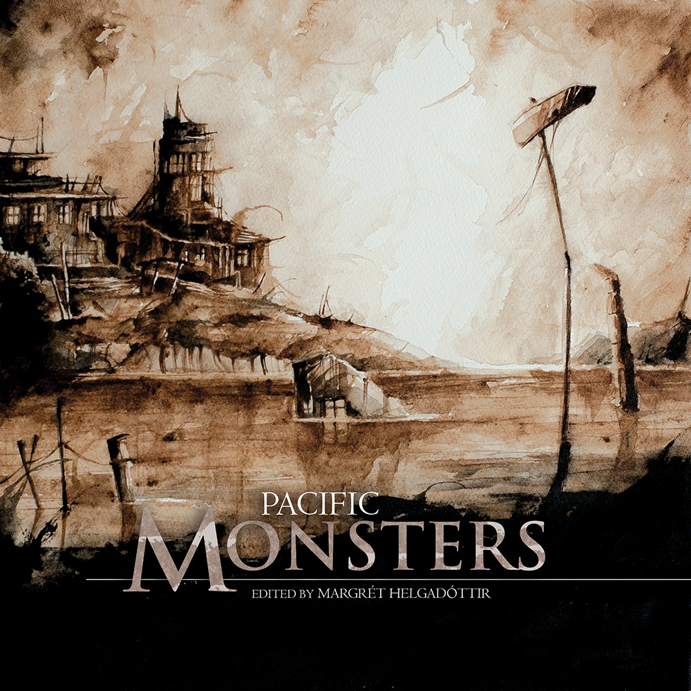 Pacific Monsters edited by Margrét Helgadóttir