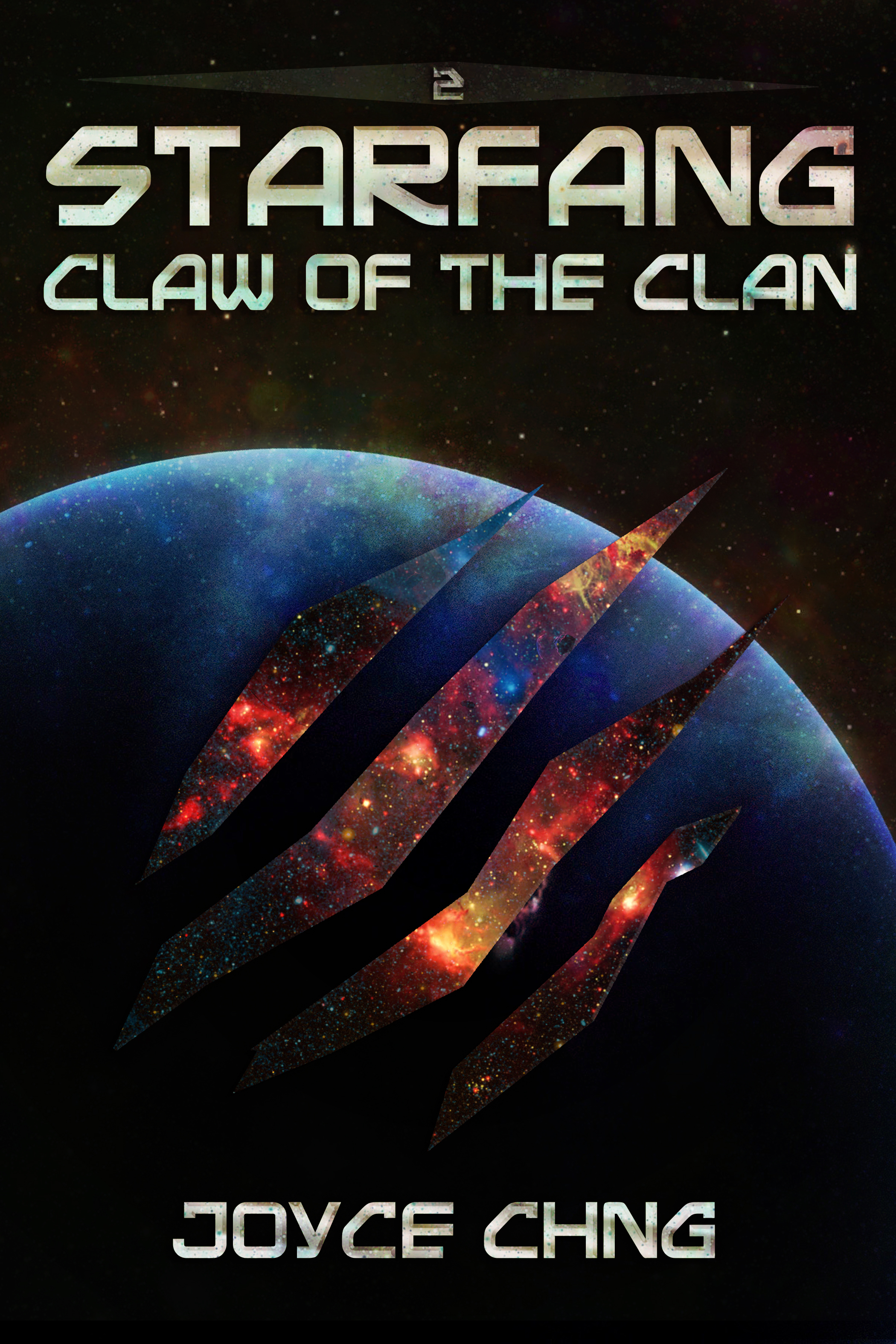 Starfang Claw of the Clan by Joyce Chng