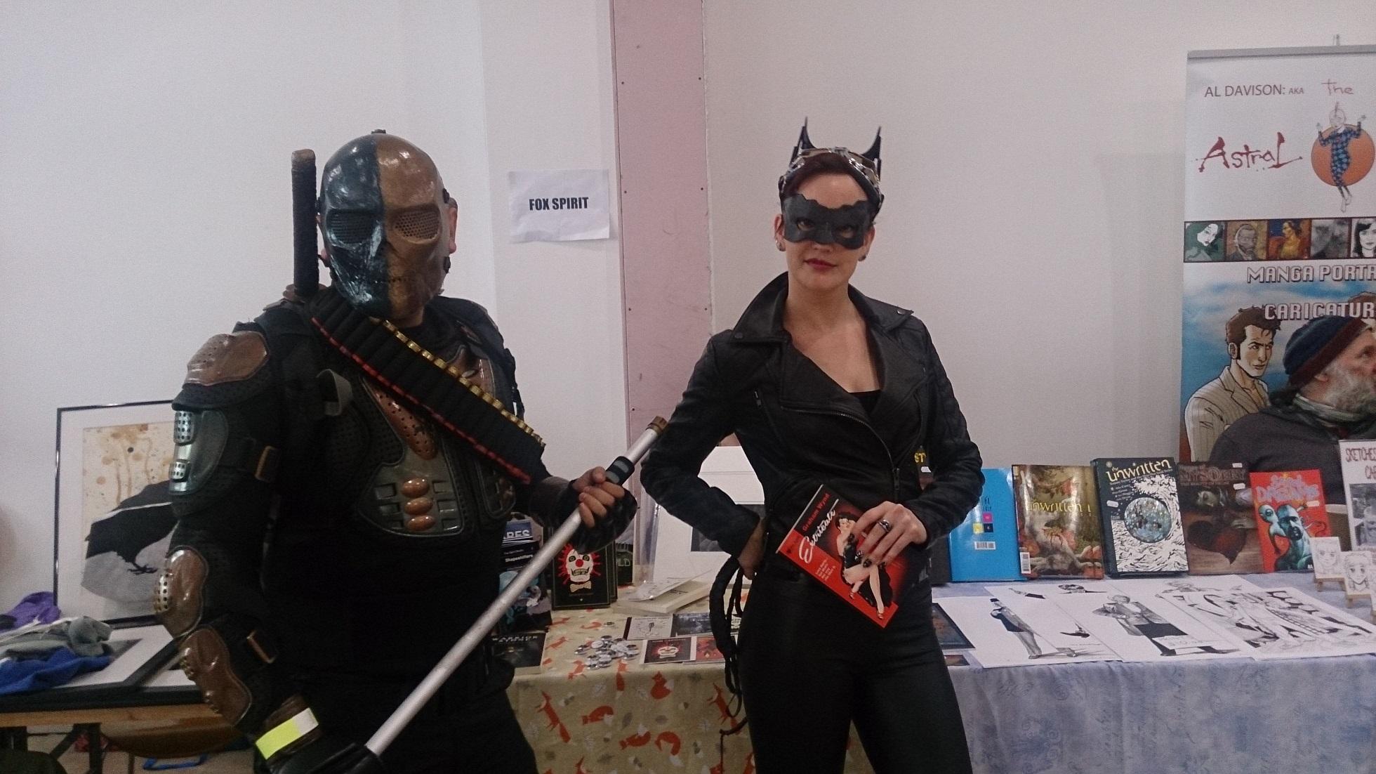 Leicester Comic Con 2014