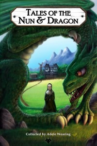 nun and dragon - ebook cover (2)