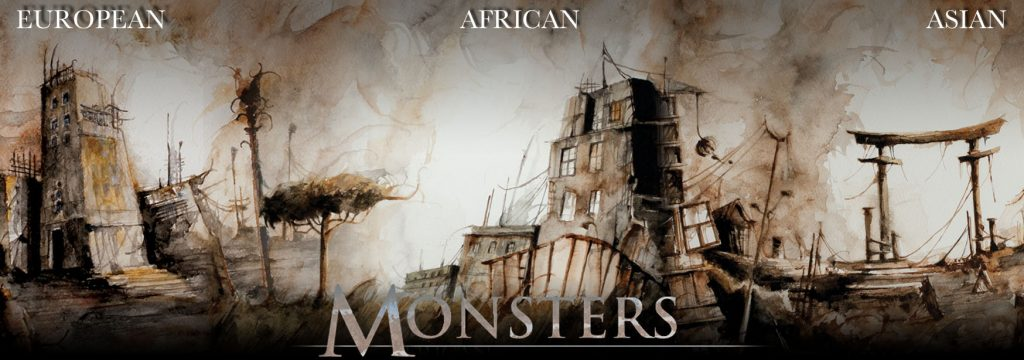 The Fs Books Of Monsters