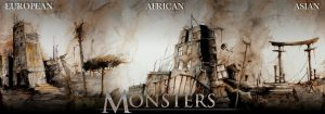 American Monsters Part 2 - TOC