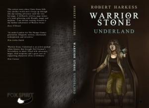 Warrior Stone Underland - with layout