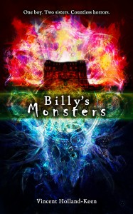 billys monsters - front coversmall