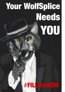 Needs you poster finished