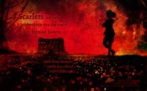 2 - scarlett poster