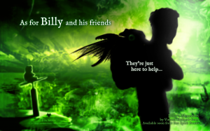 3 - billy poster