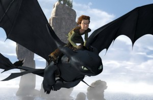 from 'How to Train your Dragon'