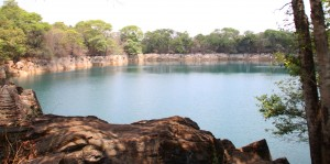 sunken lake