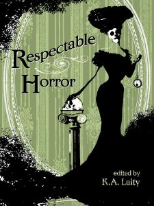 Respectable Horror front cover