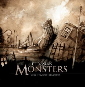 Eurasian Monsters Cover reveal